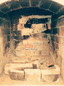 Чистка дымоходов печей и каминов