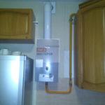 Проектирование и согласование переноса газовой колонки