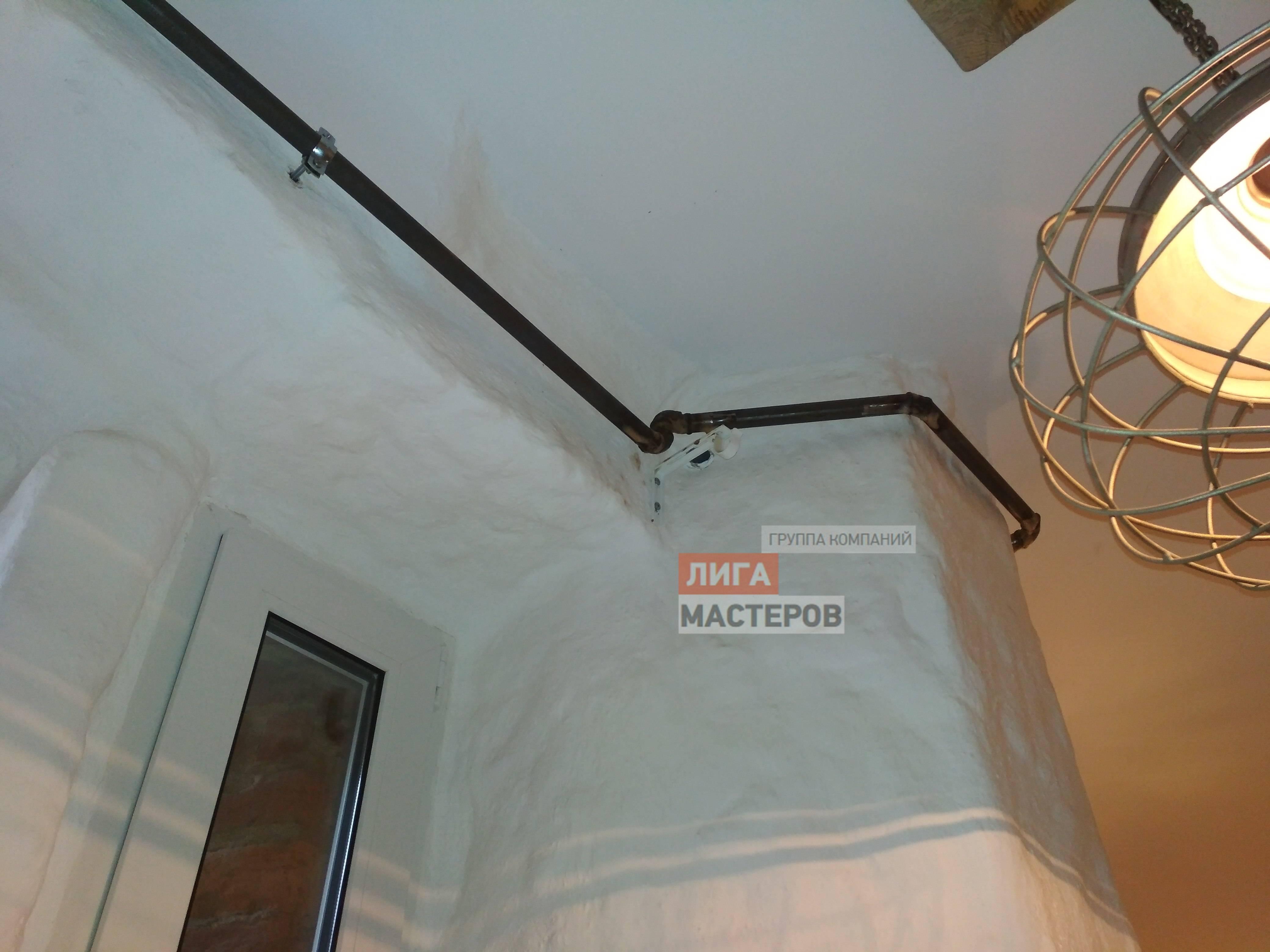 перенос газовой трубы в квартире спб согласование