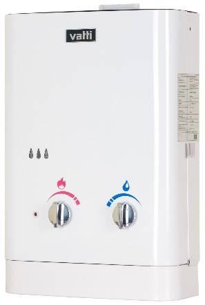 Проточный газовый водонагреватель Vatti MR11 N