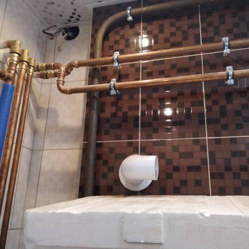 Обвязка системы отопления газового котла
